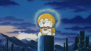 Doraemon loses his ears