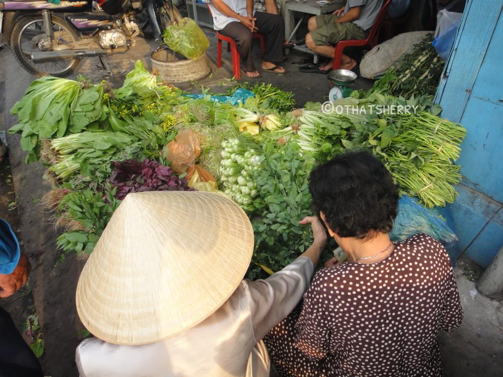 Vietnamese Street Foods