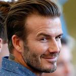 David Beckham, retired British soccer player (image credit: Details)