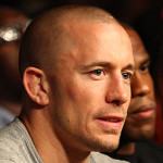 George St. Pierre, Canadian and winner of Ultimate Fighting Championship (image credit: Details)