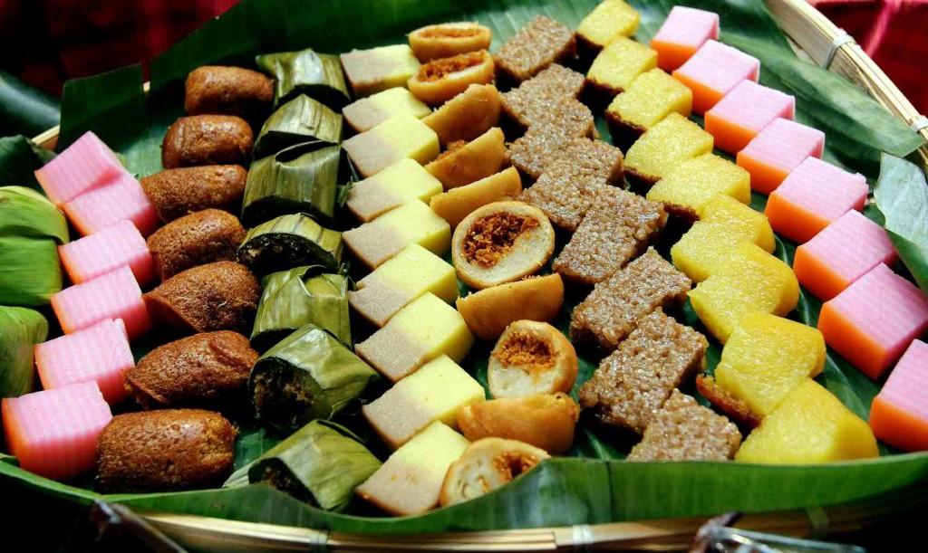 "Traditional ""Kuih"" (image credit: Hotel Armada/kuali.com)"