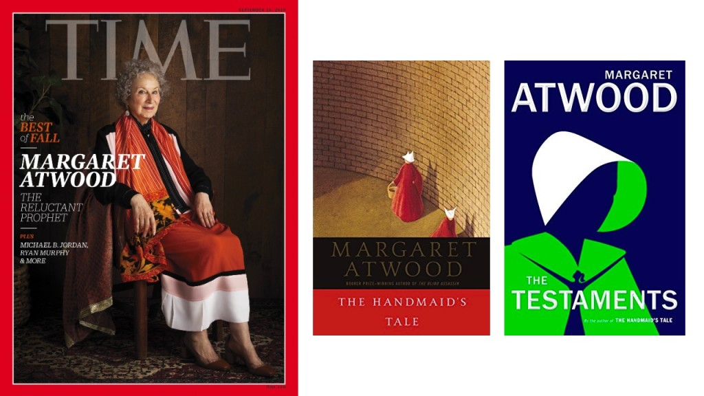 Margaret Atwood-Handmaid's Tale-The Testaments